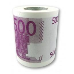 Euros de broma.