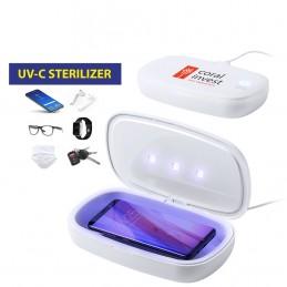 Caja esterilizadora UV.