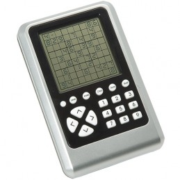 Sudoku de bolsillo a pilas.