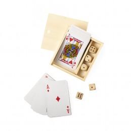 Juego de cartas de póker y...