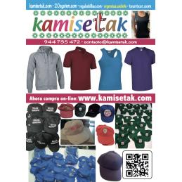 Catálogo de Camisetas,...