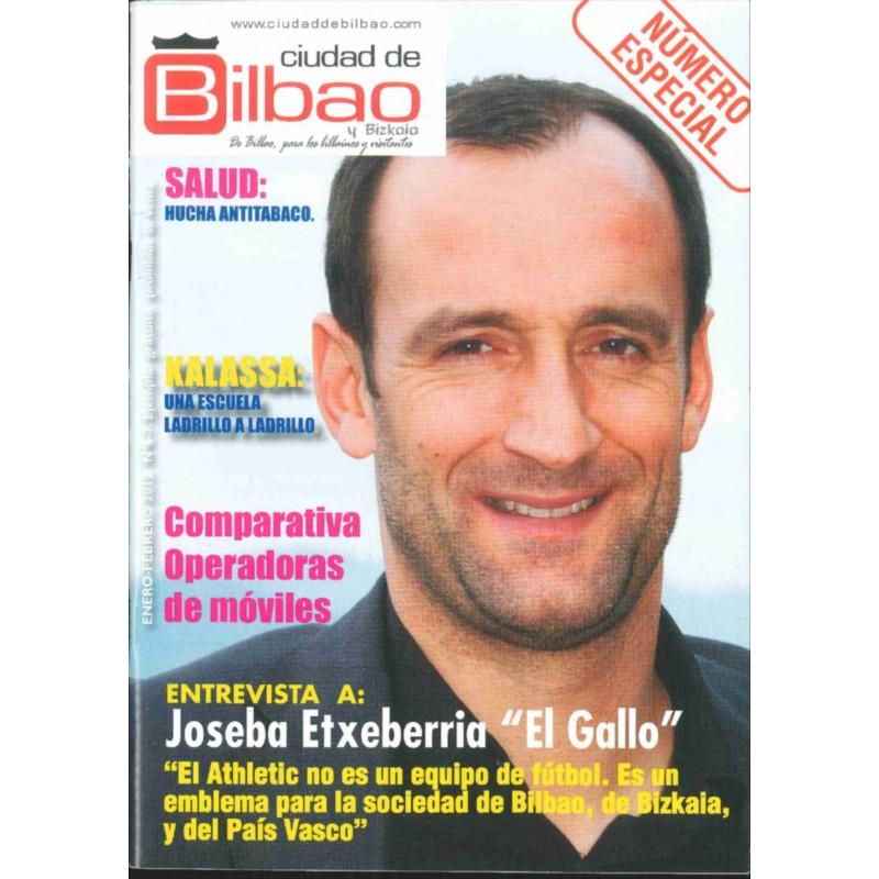 """Joseba Etxebarria """"El Gallo"""""""
