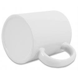 Taza blanca de cerámica de 11 oz Ξ 325 ml,