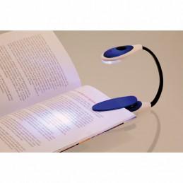 Lámpara para libro.