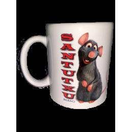 Souvenir taza de Bilbao...