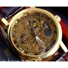 Reloj de pulsera mecánico...