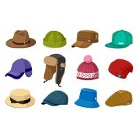 Sombreros personalizables